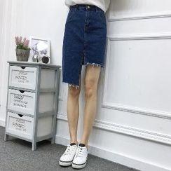 Be Bonita - Denim Skirt