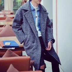 ZZP HOMME - Woolen Long Coat