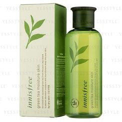 Innisfree - Green Tea Moisture Skin