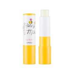 A'PIEU - Honey & Milk Lip Balm