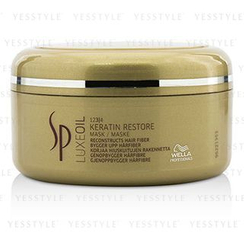 Wella - SP Luxe Oil Keratin Restore Mask (Reconstructs Hair Fiber)