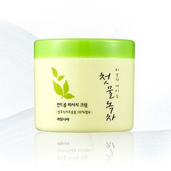 Kwailnara - The First Greentea Massage Cream 300ml