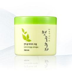 Kwailnara - The First Greentea Massage Cream 300ml