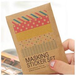 MissYou - Masking Sticker (Bag)