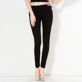 YesStyle Z - Check Leggings