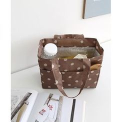 iswas - Polk-Dot Lunchbox Bag