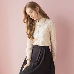 Tokyo Fashion - Lace Blouse