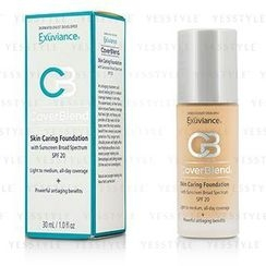 Exuviance - CoverBlend Skin Caring Foundation SPF20 (Blush Beige)