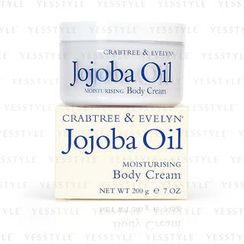 Crabtree & Evelyn - Jojoba Oil Moisturizing Body Cream