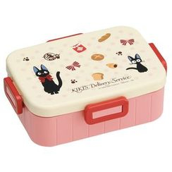 Skater - Kiki's Delivery Service 4 Lock Lunch Box 900ml