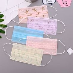 Seoul Young - Disposable Face Masks(Set of 10)