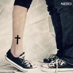 Neeio - Waterproof Temporary Tattoo (Cross)