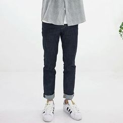Seoul Homme - Straight-Cut Jeans