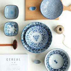 川岛屋 - 印花陶瓷碗
