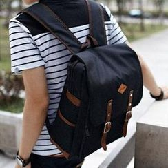 SeventyAge - Canvas Backpack