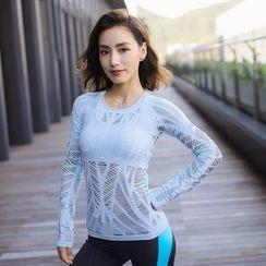 Sylphlike Loli - 羅紋長袖運動上衣