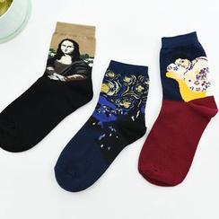 MITU - Print Socks