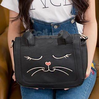 PG Beauty - Smile-Cat Cross Bag