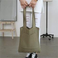 CHICFOX - Knit Shopper Bag