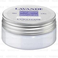 L'Occitane - Lavender Massage Gel