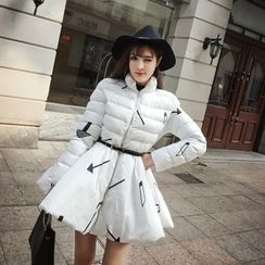 RUI - A-Line Padded Coat