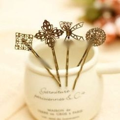 Crocosmia - Retro Hair Pin