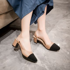 JY Shoes - Panel Pumps