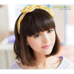 Sankins - Hair Fringe - Straight
