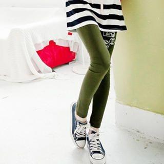 Tokyo Fashion - Embroidered Leggings
