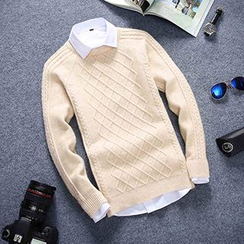 Blueforce - Ribbed Sweater