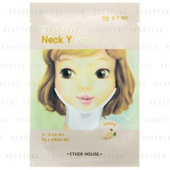 Etude House - Ginseng Neck Y Patch