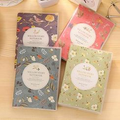 MissYou - 小型印花筆記本