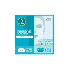 SCINIC - Intensive Dual Mask (Aqua Solution)