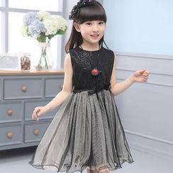 Famula - Kids Sleeveless Dress