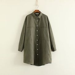 三木社 - 长款衬衫