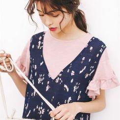Porta - Bell-Sleeve T-shirt
