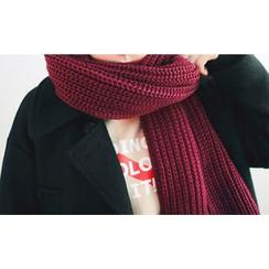 HotBlock - 針織圍巾