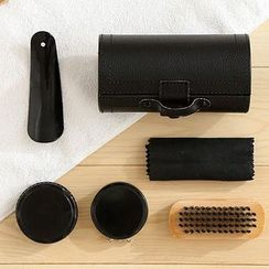 Lazy Corner - Leather Shoes Care Set