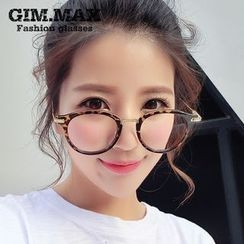 GIMMAX Glasses - Retro Clear Lens Glasses