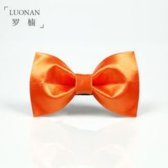 Luonan - Plain Bow Tie