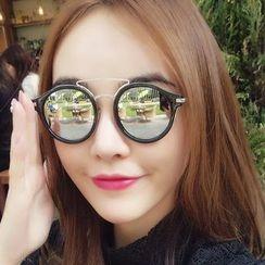 Biu Style - 圓框太陽眼鏡