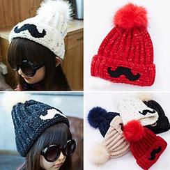 Hats 'n' Tales - Kids Mustache Beanie