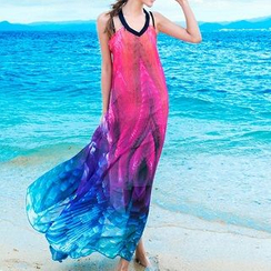 Everose - 印花连衣裙
