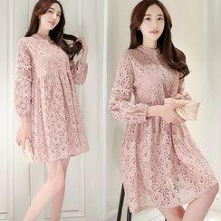 Romantica - Lace A-Line Dress