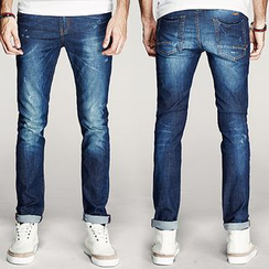 Quincy King - Slim Fit Jeans