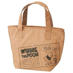 Skater - Winnie the POOH Faux Leather Lunch Bag