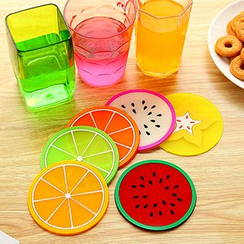 SunShine - Fruit Printed Coaster
