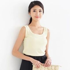 SO Central - Cropped Tank Top