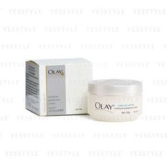 Olay - Natural White Moist Protection Cream