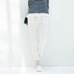 CatWorld - Chiffon Dress Pants
